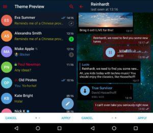 android ingress theme
